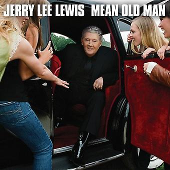 Jerry Lee Lewis - Mean Old Man [CD] USA import