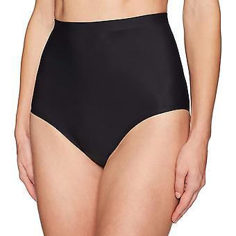 أرابيلا المرأة & apos;s ماتي Microfiber shapewear موجز, أسود, متوسط