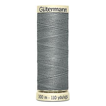 Gutermann Sew-all 100% Polyester Thread 100m Hand and Machine Colour Code  - 700