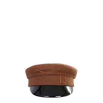 Ruslan Baginskiy Kpc08wbrown Women's Brown Wool Hat