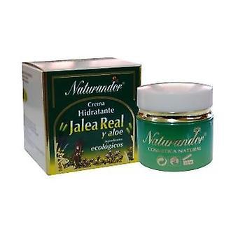 Royal Jelly + Aloe Naturandor Moisturizing Cream 50 ml