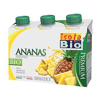 Organic Pineapple Juice 3 units