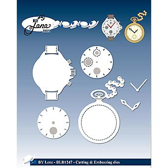 By Lene Watches Cutting & Embossing Dies