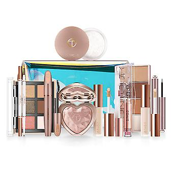Full Makeup Kit - Eye Shadow, Blusher, Concealer, Highlight, Mascara, Eyebrow,