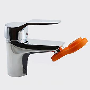 Kit de reparación de aireador de herramientas de grifo de plástico - reemplazo de la llave para el aireador del grifo