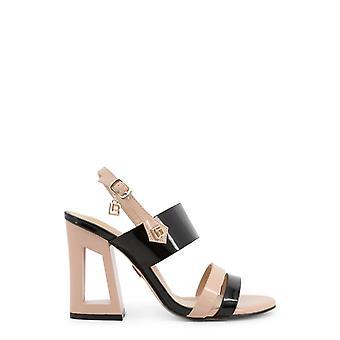 Laura biagiotti 6296 kvinder's syntetisk patent læder sandaler