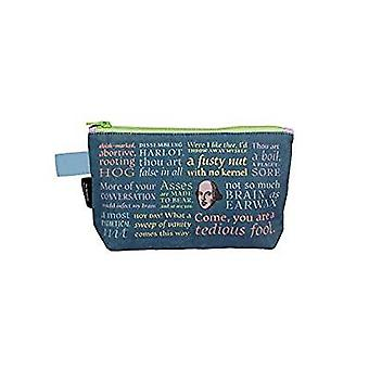 Zipper Bags - UPG - Shakespearean Insults Cosmetics Bag New 5380