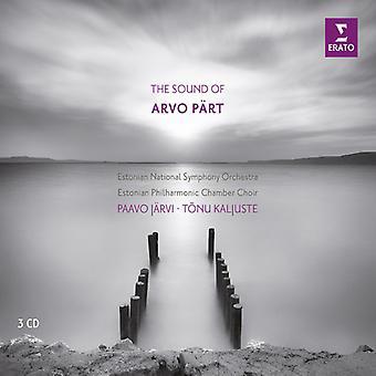 Arvo Part - importation USA Sound d'Arvo Part [CD]
