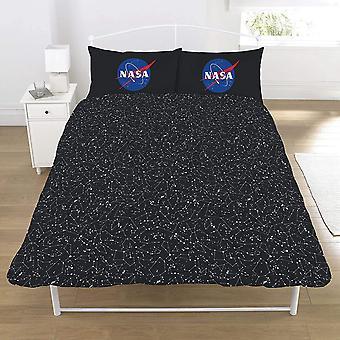 ISA NASA Ich brauche meinen Raum Doppel Bettdecke Set
