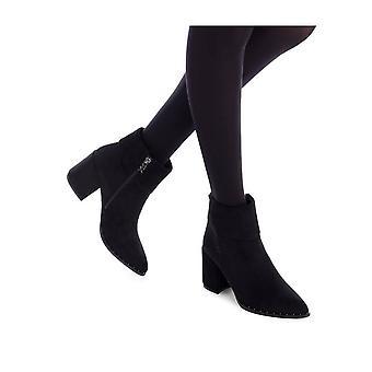 Xti - Shoes - Ankle boots - 35118_BLACK - Ladies - Schwartz - EU 39