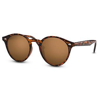 النظارات الشمسية المرأة بانتو اللهب / براون (CWI540)