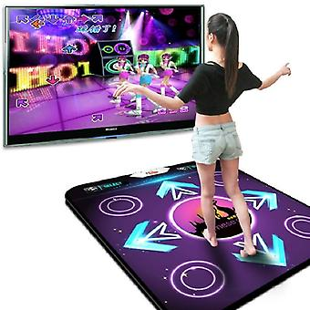 Video Arcade Dance Gaming Matot luistamaton Tanssiva Vaihe Dance Mat Tyynyt PC USB Dancing Mat