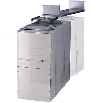 Newstar CPU-D050SILVER PC steun [20kg, 0 - 55 cm, 5 - 24cm, zilver]
