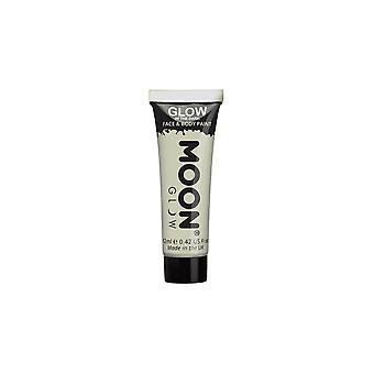 Smiffy&s Moon Glow Glow In The Dark Face & Body Paint - Clear