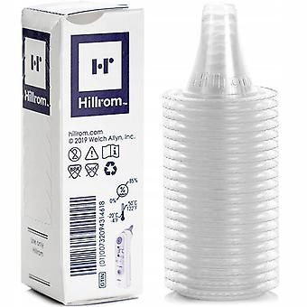 Official Hillrom Welch Allyn Braun Ear Thermometer Probe Covers - Pack of 20