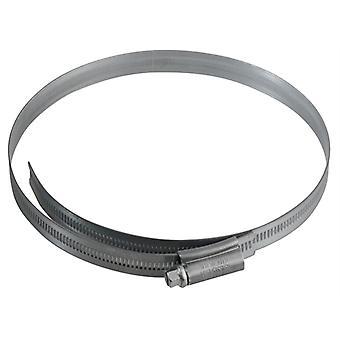 Jubilee 7in Zinc Protected Hose Clip 135 - 165mm (5.1/4 - 6.1/2in) JUB7