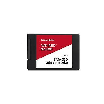 ウエスタンデジタルWDレッドSa500 500Gb