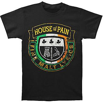 House Of Pain Crest Distressed T-shirt