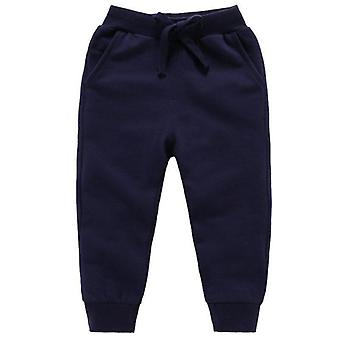 Cotton Jogging Pants For Old Solid,