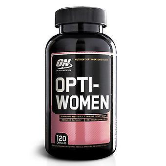 Optimum Nutrition Opti-Women Food Supplement Optimum Nutrition Opti-Women Supplement Alimentaire