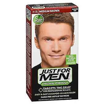 Just For Men Haarkleur, Medium Brown 1 elk