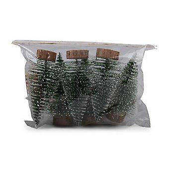 Fichte Weihnachten Grün 6er Pack 10 cm