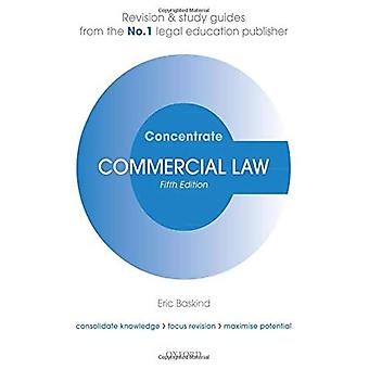 Handelsrechtconcentraat: Law Revision and Study Guide (Concentrate)