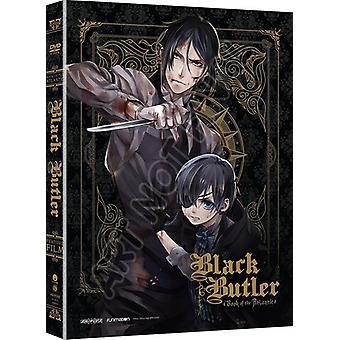 Black Butler: Book of the Atlantic - Film [DVD] USA import
