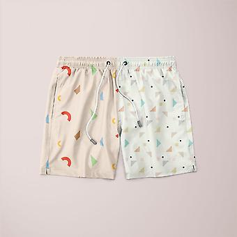 Abstract pattren (12) shorts