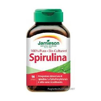 Spirulina 90 tablets