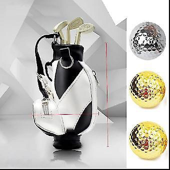 Golf Balls For Golfer Indoor/ Outdoor - Swing Putter, Training Practice
