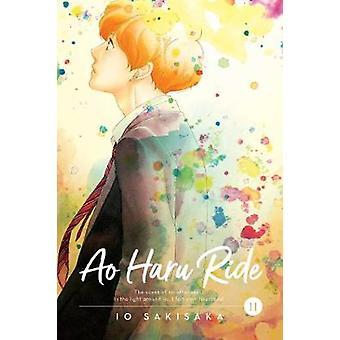 Ao Haru Ride Vol 11 Volume 11