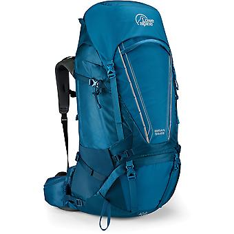 Lowe Alpine Diran 55:65 Large Backpack - Monaco/Azure