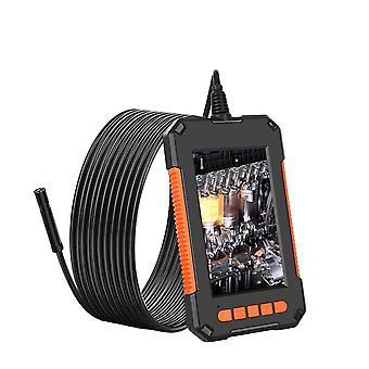 Borescope HD/ LCD, Câmera de Inspeção de Vídeo, Reparo de Carro USB Endoscópio, Tubulação
