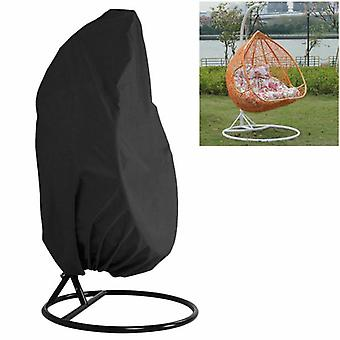 anti-uv vanntett rotting swing patio hage veve hengende egg stol sete / deksel