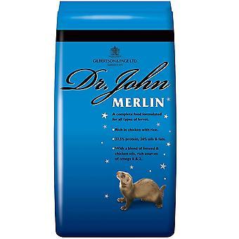 Dr John Merlin Klein Voedsel voor huisdieren