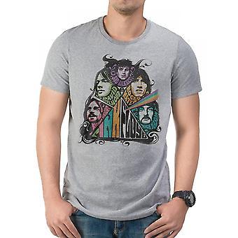 Pink Floyd unisexe adultes prisme illustration design T-Shirt