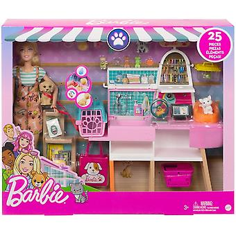 Barbie Pet Boutique Playset