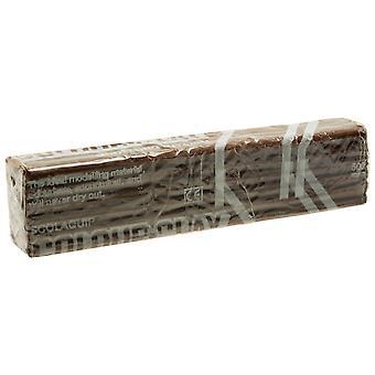 Scola 10103/39 Colour Clay 500g- Dark Brown