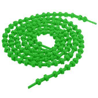 Grøn Triathlon snørebånd