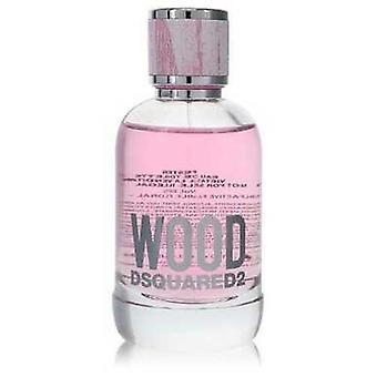 Dsquared2 Wood By Dsquared2 Eau De Toilette Spray (testaaja) 3.4 Oz (naiset) V728-554216
