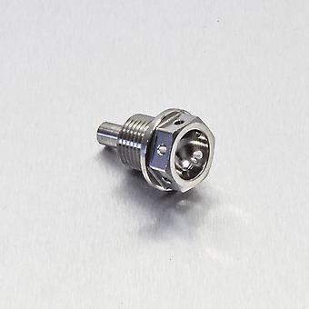 Perno Pro Titanium Perno magnético de sumidero M14 x (1,50 mm) x 12 mm (1 paquete) TISUMP1412MAG