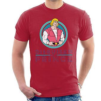 Universums mästare Han man förklädd till en prins mäns t-shirt