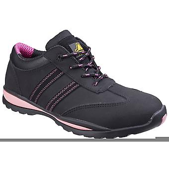 Amblers fs47 safety trainers womens