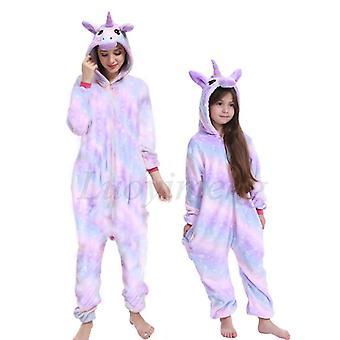 Poika Stitch Yksisarvinen Pyjamat, Lapset Kigurumi Anime Panda Pyjama, Naisten Yö