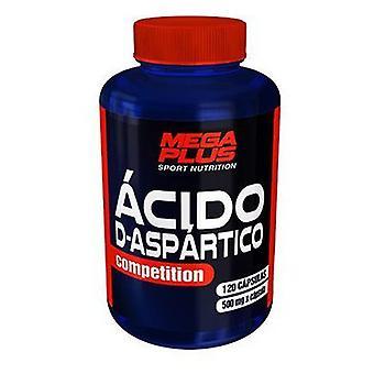 MegaPlus Acido Aspartico 120 Comp
