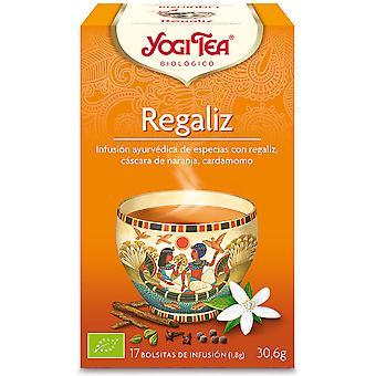 Yogi Tea Licorice 17 Sachets