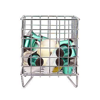 Coffee Pod Cage Holder | M&W Silver