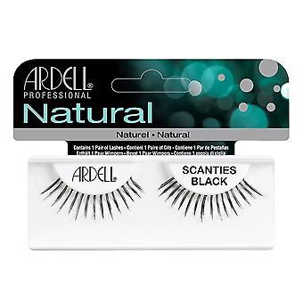 Ardell Natural Scanties Black Easy To Apply Full False Eye Lashes