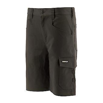 Cat Mens Tracker transpirable clima cálido trabajo pantalones cortos